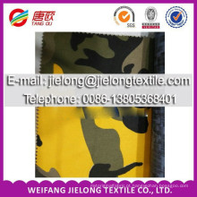 Sarja T / C camuflagem tecido estampado em weifang china