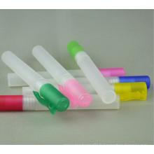 Bouteille de parfum, bouteille de pulvérisateur en plastique