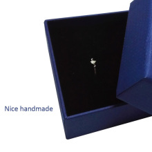 logo printed jewelry package ring box