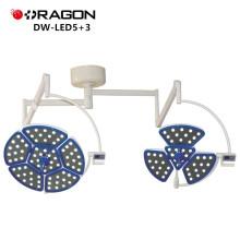 Lâmpada de funcionamento Shadowless do hospital cirúrgico médico do diodo emissor de luz