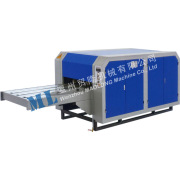 Máquina de impresión offset para tejidos y no tejidos