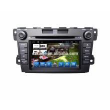 Kaier Android 7.1 écran tactile voiture dvd lecteur / voiture Gps pour mazda cx-7 2011 avec fonction de vue arrière automatique