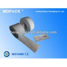 Carretes de esterilización de sellado térmico médico