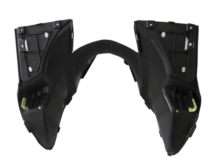 ABS Motorcycle Spare Part Rear Fender Plastic Jiangmen