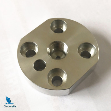 High Precision Vacuum Fittings Fixed Bolted Blank Flanges