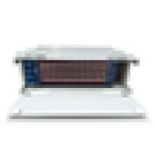 Panneau de raccordement à la fibre optique Montage sur rack Boîte de distribution ODF Panneau de raccordement à fibre optique à 48 ports