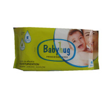 Eco Friendly Natural Alcohol Free Baby Wet Wipes