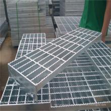 Rejas de acero galvanizado para piso y fosa