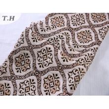 Types de tissu de Chenille de tapisserie d'ameublement de meubles adaptés à l'Amérique du Sud