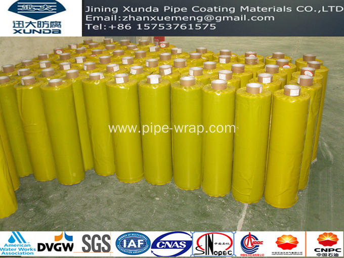 PVC Pipeline Outer Anti-corrosion Tape