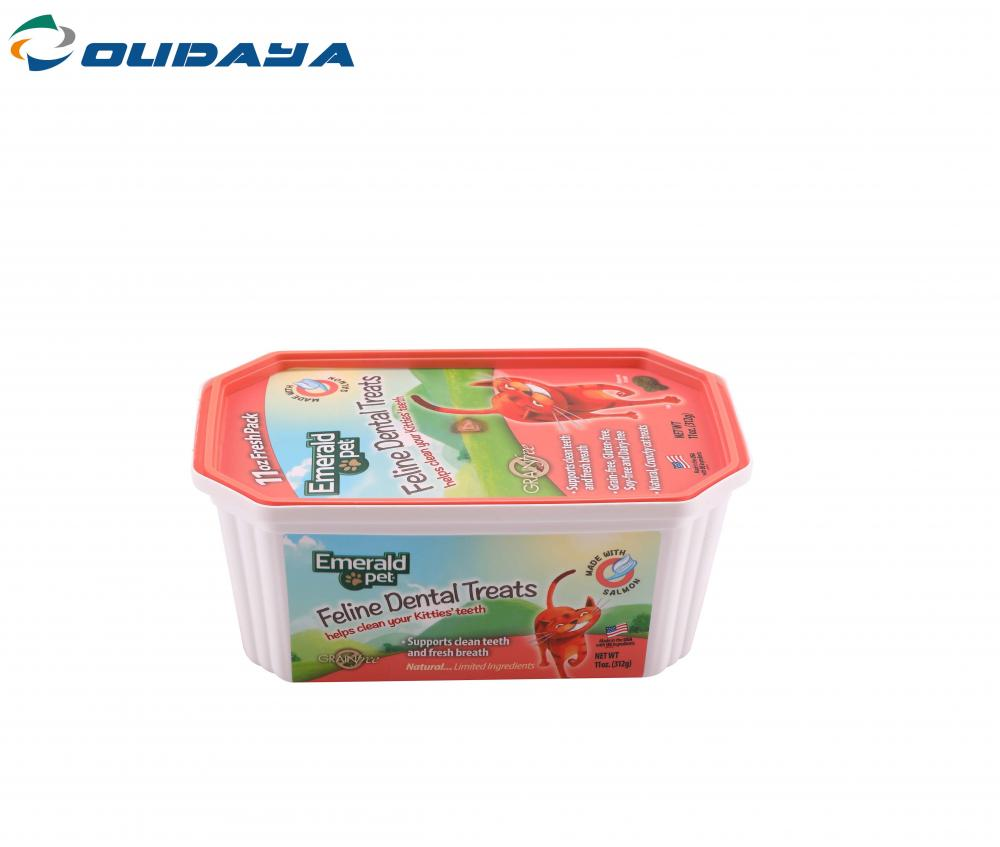 Tamper Evident Pp Container