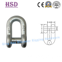JIS D Type Shackle with Pin Screw, European D Type Shackle, Fastener, Hardware, Anchor Shackle, Maring Hardware, Us Type Forged Shackle,
