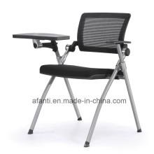 Hochwertige Mesh Folding Study Trainingsstuhl mit Tisch (T1501C)