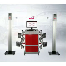 3D+ Wheel Alignment System
