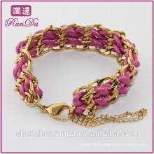 Alibaba new arrival women rope bracelet