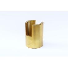 Piezas de torneado de precisión de latón personalizadas