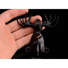 Animal Shape Metal Wall-Mounted Bottle Opener (GZHY-BO-008)