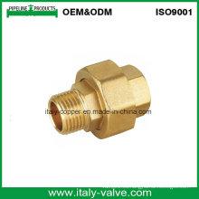 Unión forjada de cobre amarillo de calidad superior modificada para requisitos particulares (AV-BF-7027)