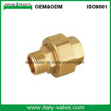 Customized Top Quality Brass Forged Union (AV-BF-7027)
