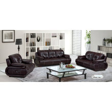 Leather Sofa, China Modern Sofa, Living Room Furniture (316)