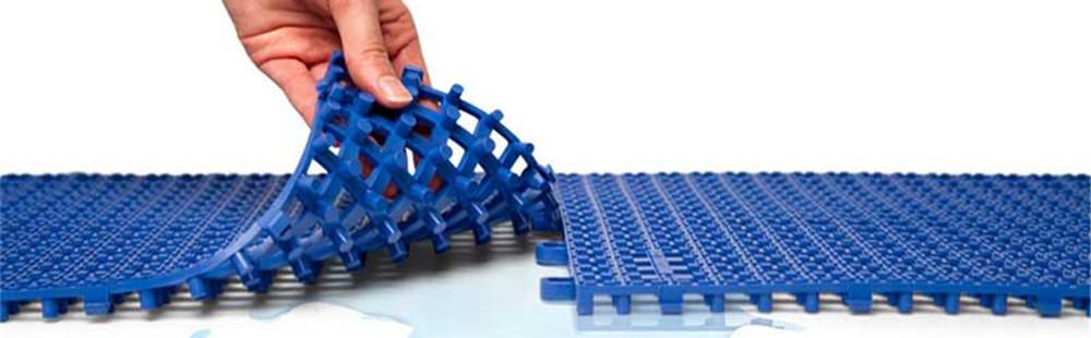 PP Plastic Flooring