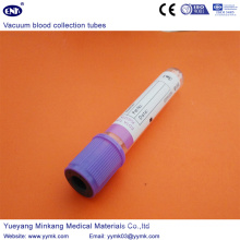 Vacuum Blood Collection Tubes EDTA Tube (ENK-CXG-017)