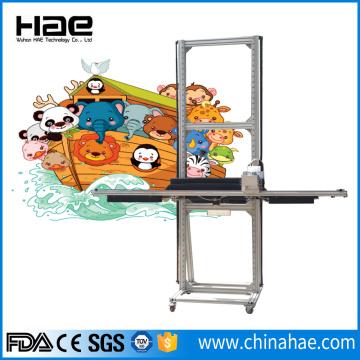 Wall Pen Printer Impresora de pared vertical Precio de la máquina