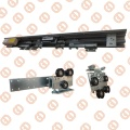 Telescopic Sliding Door Operators with Special Nylon Rail