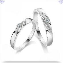 Joyería cristalina joyería de la plata esterlina del anillo 925 de la manera (CR0014)