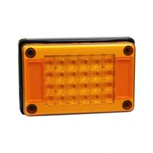 Waterproof Truck Rectangle Indicator Lights