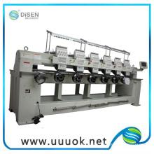 Компьютеризированная 6 руководителей коммерческих вышивальная машина