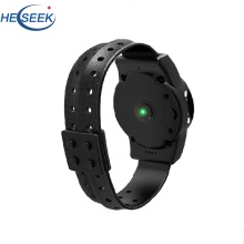 Realtime Running Smart Watch Monitor remoto GPS