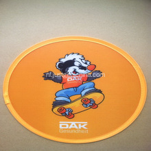 Promotionele Polyester Cartoon gedrukte Frisbee