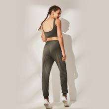 Ensembles assortis de pantalons de soutien-gorge de yoga pour femmes