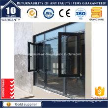 Diseño exterior de la parrilla de la ventana del marco del nuevo diseño (serie 6789)