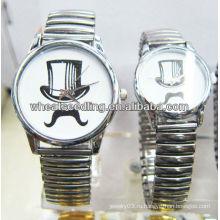 Модный дизайн рекламный подарок часы для пары JW-08