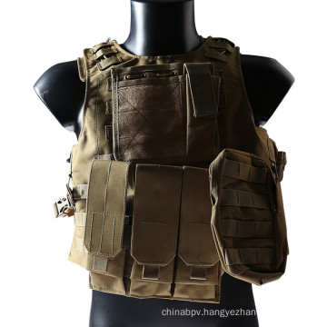 Airsoft Military Equipment Hunting Molle Combat Vest Nylon Tactical Vest