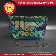 Складная призматических Светоотражающий женщин сумка