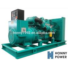 300kVA Diesel Silent Types de générateur d'énergie électrique