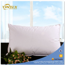 Duck Down and Feather Filling Cotton Fabric Wholesale Pillow Insert