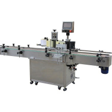 Big Manufacturer PM-630 Automatic Adhesive  Label Sticker Labeling Machine  For Round Jars/Bottles/Cans