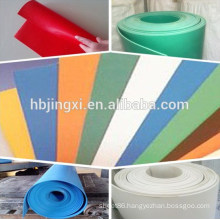 Ageing Resistance Colorful EPDM Rubber Sheet / Mat