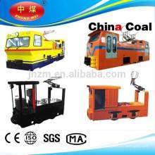 Exploitation minière souterraine Locomotive de Chine charbon