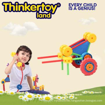 Gewohntes weiches Plastikgefülltes Spielzeug für förderndes