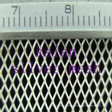 Prata Expandida Mesh / Silver Weave Mesh / Weave Mesh Prata ----- 30 anos de fábrica