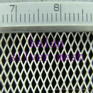 Silver Expanded Mesh / Silver Weave Mesh / Silver Weave Mesh ----- usine de 30 ans