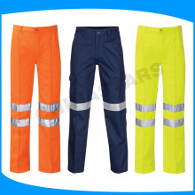 high visibility reflective safety trousers