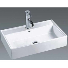 Russia Bathroom Ceramic Art Basin Sinks (7170)
