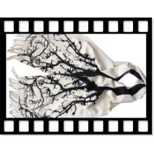 Impresión del árbol de silenciador de la cachemira