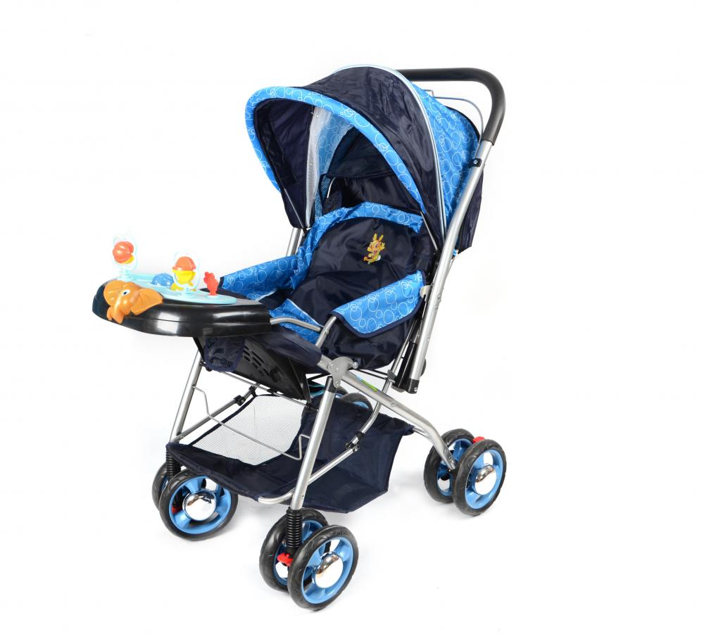 Comfortable & Safe Baby Stroller